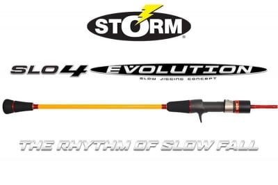 Storm SLO4 EVOLUTION SFV631-3 Джигинг въдица