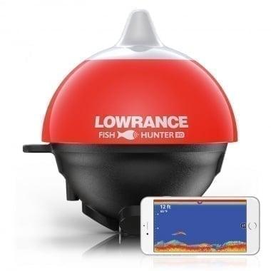 Lowrance FishHunter 3D Преносим сонар