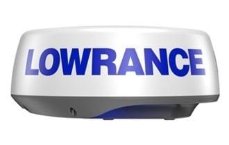 Lowrance HALO20+ Радар 36мм Обсег