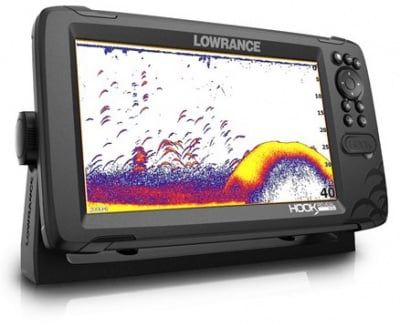 Lowrance Hook Reveal 9 Combo Сонар със сонда 50/200 HDI