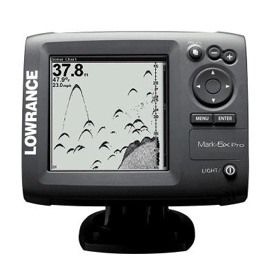 Lowrance Mark 5x Pro Сонар