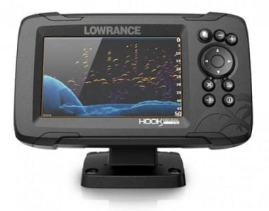 Lowrance Hook Reveal 5 Combo Сонар със сонда 50/200 HDI