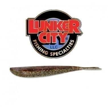 Lunker City Fin-S Fish 12.7см Силиконова примамка