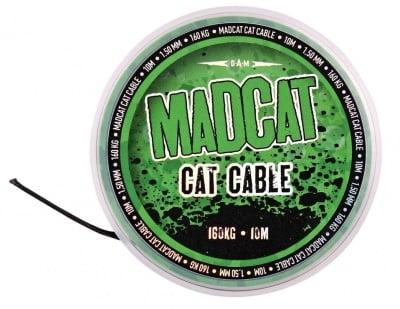 MADCAT® CAT CABLE Повод за сом