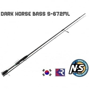 Dark Horse Bass S Black Hole Въдица