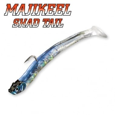 SAKURA MAJIKEEL SHAD TAIL 125 mm Силикон