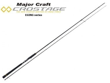 Major Craft New Crostage CRX-862EH Eging Series Въдица