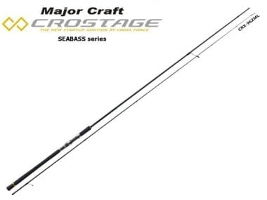Major Craft New Crostage CRX-962M Seabass Series Въдица