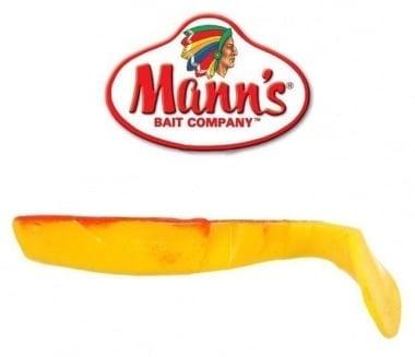 Mann`s Maximus 11.5см Силиконова примамка