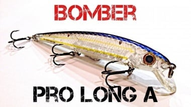 Bomber Pro Long A Воблер