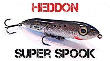 Heddon Super Spook Воблер