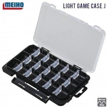 Meiho Light Game case J Кутия за примамки