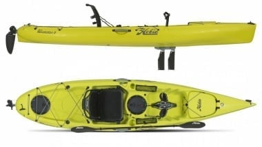 Hobie Mirage Revolution 11 Каяк