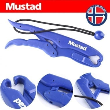 Mustad Plastic Lip Grip MT047 Щипка