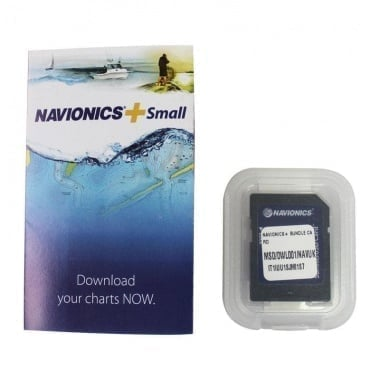 Navionics+ Small /Bundle card/