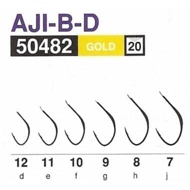Owner Aji B - D Gold 50482 Единична кука