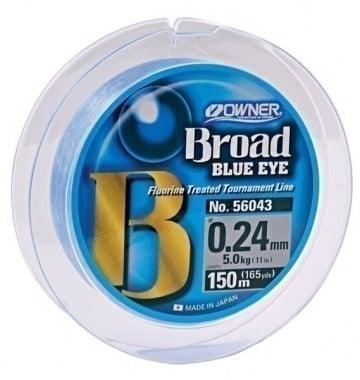 Owner BROAD BLUE EYE 150M Монофилно влакно