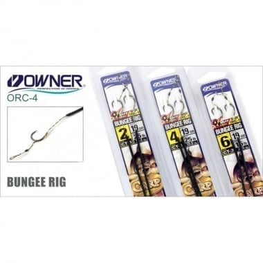 Owner Bungee Rig Монтаж