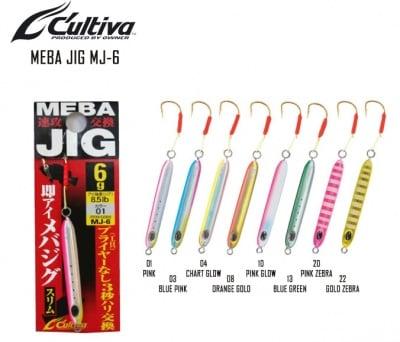Owner Cultiva Meba Jig MJ-6 Джиг