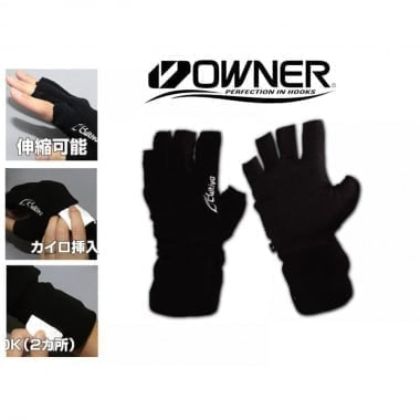 OWNER CULTIVA WINTER TECH GLOVES 9896 Зимни ръкавици за риболов