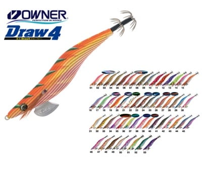 Owner Draw 4 EXP ED 13cm Калматретка