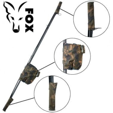 Fox Camolite Rod and Reel Protector Протектор за въдица