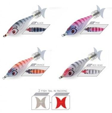 DTD PANIC FISH Калмарка