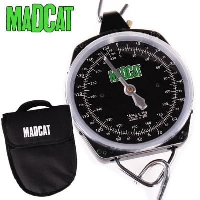MADCAT WEIGH CLOCK 150kg Кантар