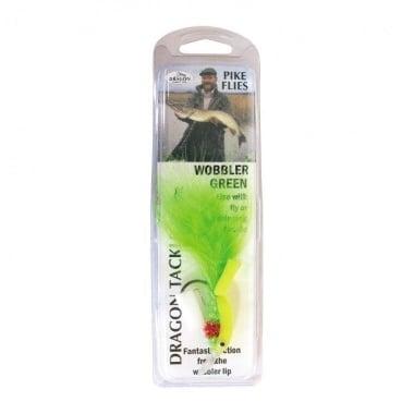 Pike Wobbler Green Английски мухи