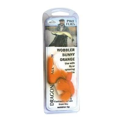 Pike Wobbler Orange Английски мухи