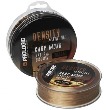 Prologic Density Carp Mono Natural Brown Монофилно влакно