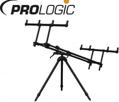 Prologic Tri-Lux Pod 3 - 4 Rod Стойка за въдица
