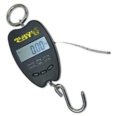 Black Cat Giga Scale 200kg  Ел. кантар