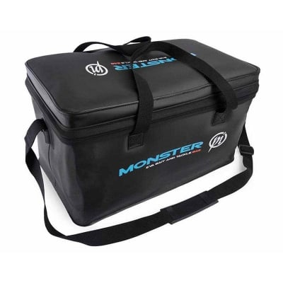 Preston Innovations MONSTER EVA BAIT AND TACKLE BAG WITH ZIPPED LID Чанта