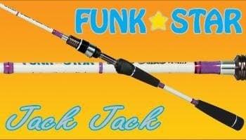"Lucky Craft Justace / Funk Star 742 LF ""Jack Jack"" Въдица"