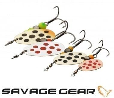 Savage Gear Caviar Spinner #4 18гр. Блесна