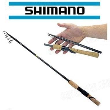 Shimano Exage BX Spinning Tele STC Mini Спининг въдица