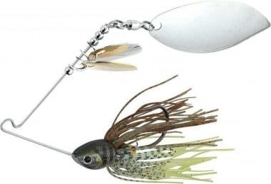 Lucky Craft SKT Spinner Bait Crazy Colorado Willow Спинербайт
