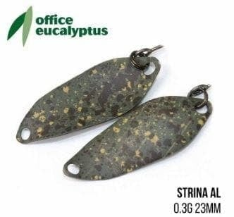 Office Eucalyptus Strina Aluminium 0.3g Блесна