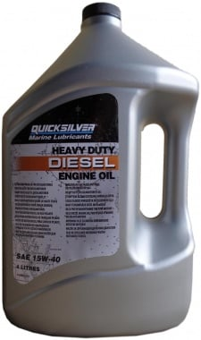 QUICKSILVER Diesel HD 4л. Масло за Дизелови двигатели
