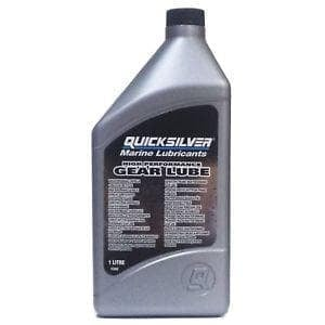 QUICKSILVER HP Gear Lube 1л Масло