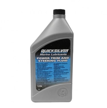 Quicksilver Power Trim & Steering Fluid 1л Хидравлично масло