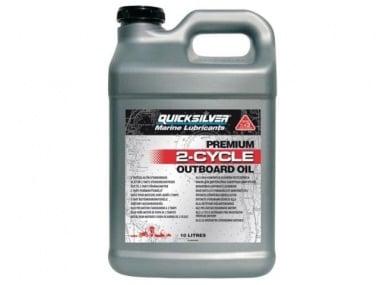 QUICKSILVER Premium 2S 10л Двутаквото масло
