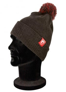 Fox Rage Grey Bobble Шапка