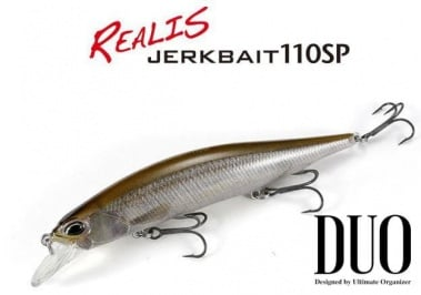 DUO Realis Jerkbait 110SP Воблер