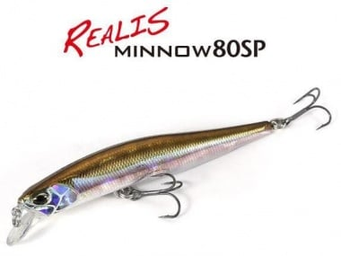 DUO Realis Minnow 80SP Воблер
