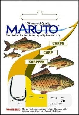 Maruto RL 044 CARP BLACK 1 Куки
