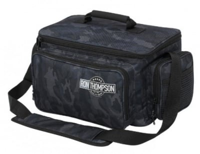 Ron Thompson Camo Carry Bag L W/1 Box Чанта за принадлежности