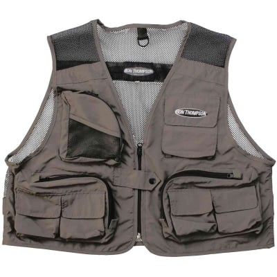 Ron Thompson Mesh Lite Fly Vest Stone Елек