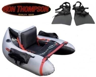 Ron Thompson Max-Float Belly Boat Проходилка за риболов